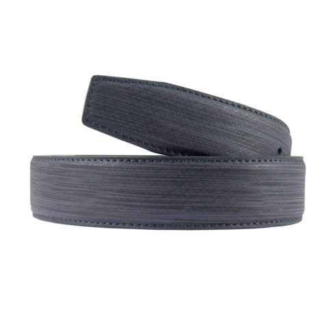 Brushed Gray Belt Strap